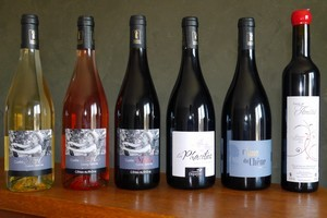 Collection vins Corinne Depeyre