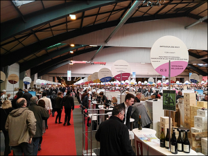 Salon des vignerons ind pendants de strasbourg 2017 for Salon strasbourg wacken