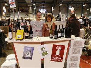 Salon des Vignerons Indépendants de Strasbourg