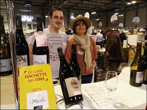 Salon des Vignerons Indépendants de Strasbourg 2017