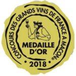 L'Âme du Chêne Blanc 2016 se distingue au Concours des Grands Vins de France à Mâcon