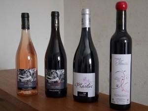 Les vins du domaine Corinne DEPEYRE