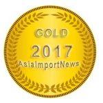 """Médaille d'or Asia Import 2017 """"Phacélies"""""""
